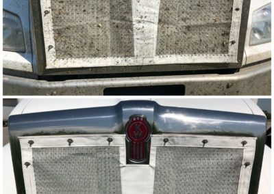 Truck Before and After